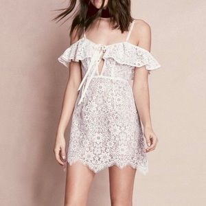 For Love and Lemons Rosemary Lace Dress